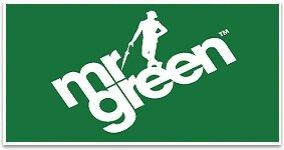 Mr Green Innskuddsbonus